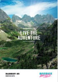 Latest Brochure from Discover Adventure