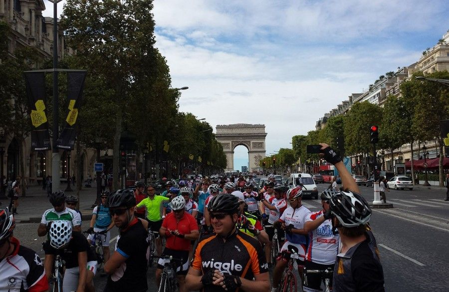 Cycle from London to Paris - Discover Adventure 2334f7d2a