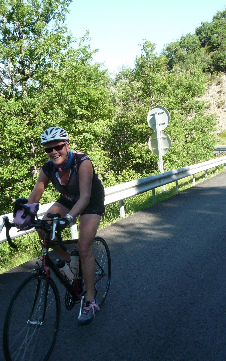 Geneva to Nice Cycle - Cycle Challenge Event  e8d75655e