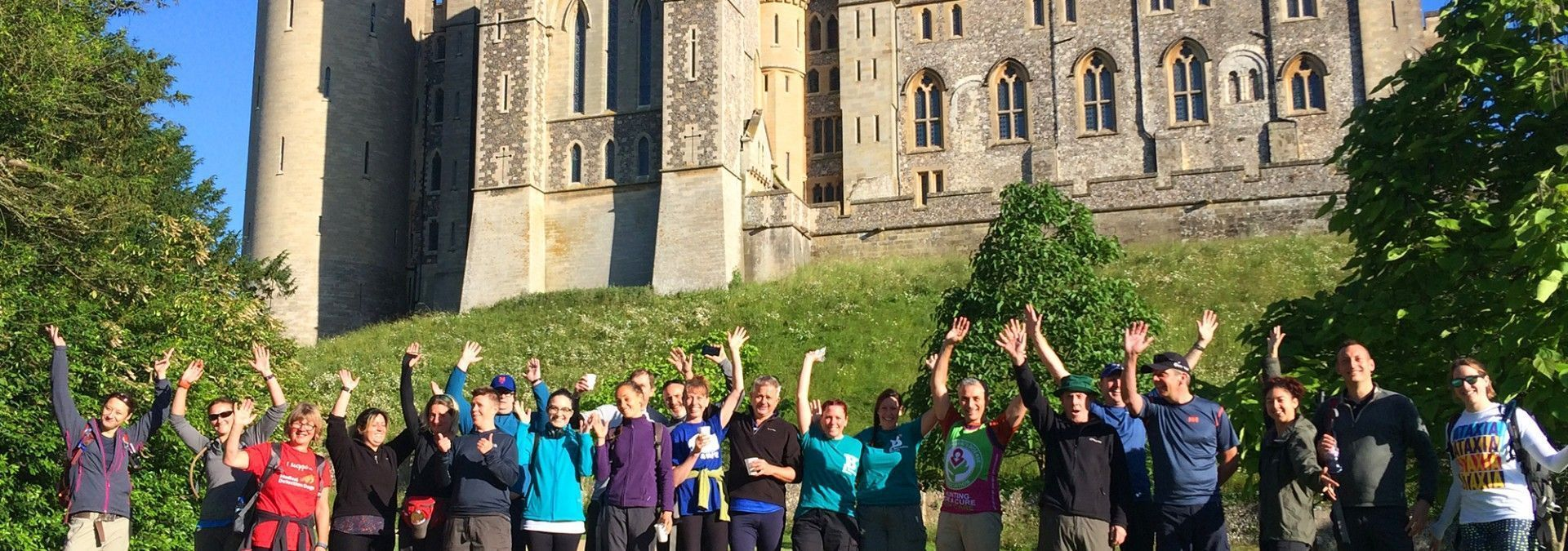 Arundel_Castle_South_Downs_Challenge_start_line.jpg