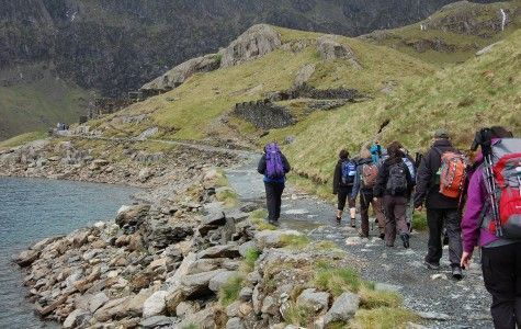 Snowdon_Training_Trekking