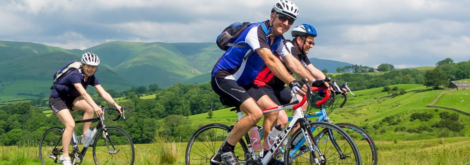 Cycling on the Lake District Multi-Activity Challenge