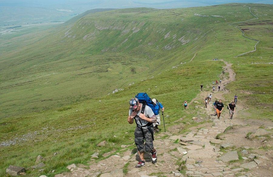 yorkshire three peaks weekend uk three peaks fundraising challenge discover adventure