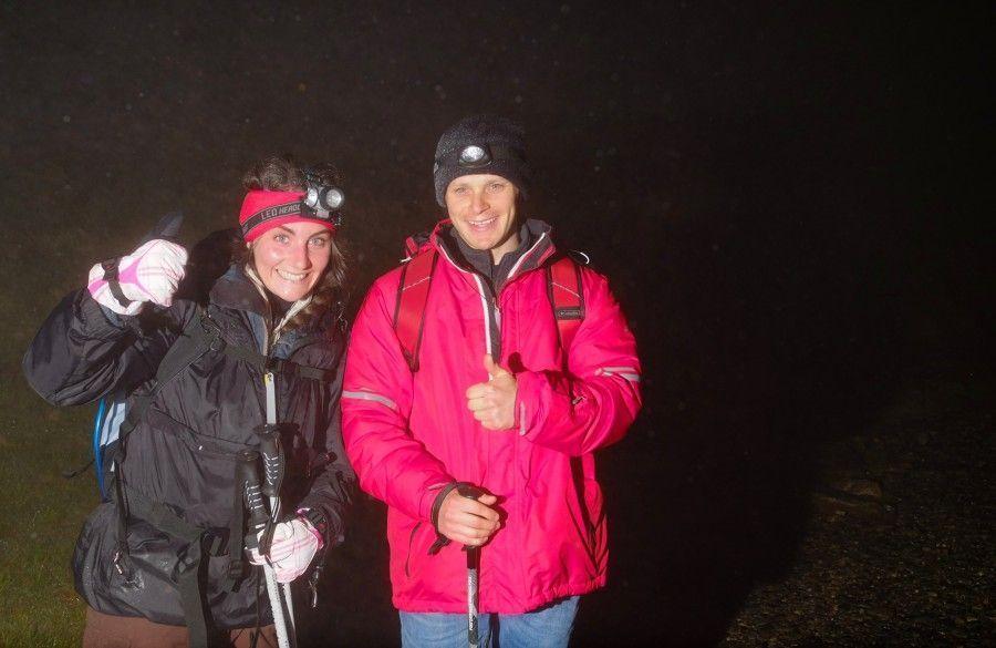 Snowdon By Night Uk Mountain Trek Challenge For Charity