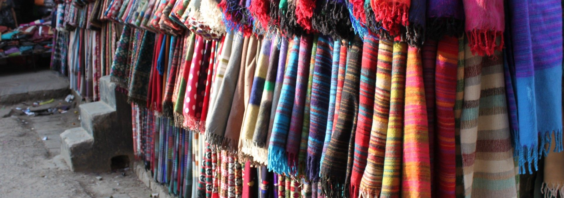 Textiles in the markets